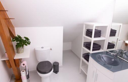 Salle d'Eau Chambre Chenin Blanc